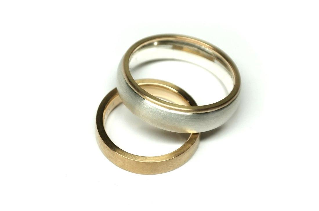 Ehering-Silber-und-Gold-mit-Goldring-2