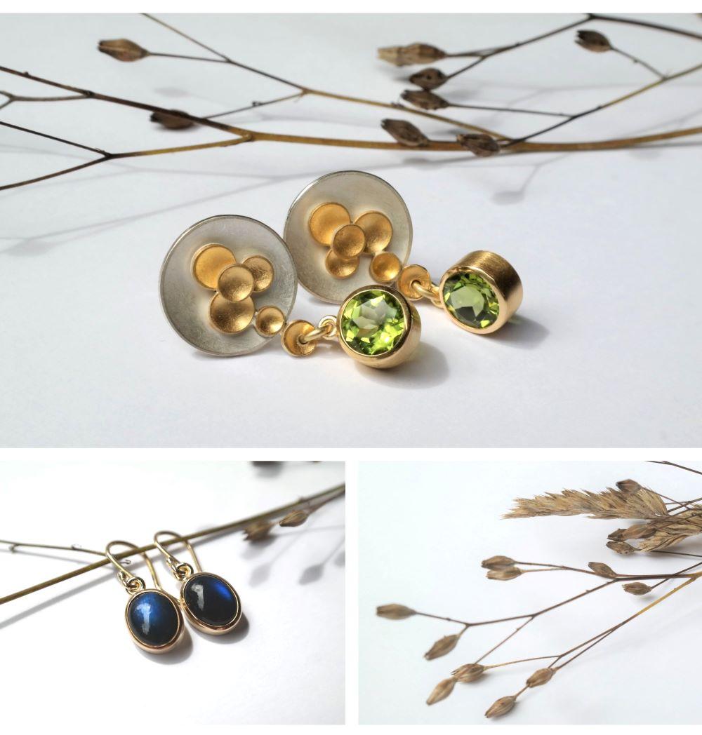 Ohrringe-handgefertigt-goldschmied-gold-silber