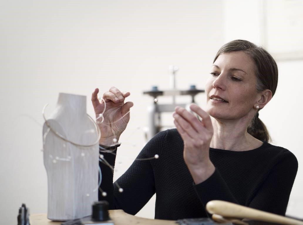 Collier Berührungspunkte mit Andrea Stork